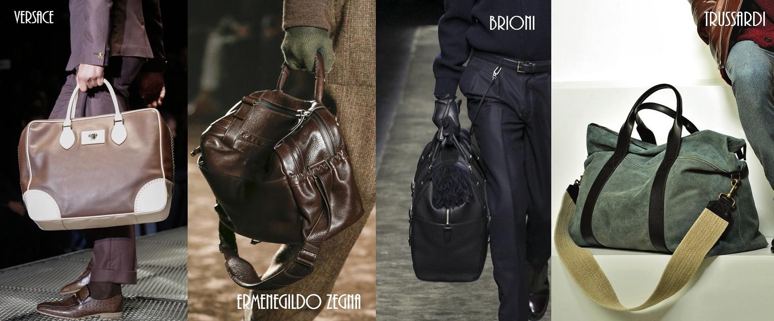 61cd88cf1c3b Модные мужские сумки. Тенденции