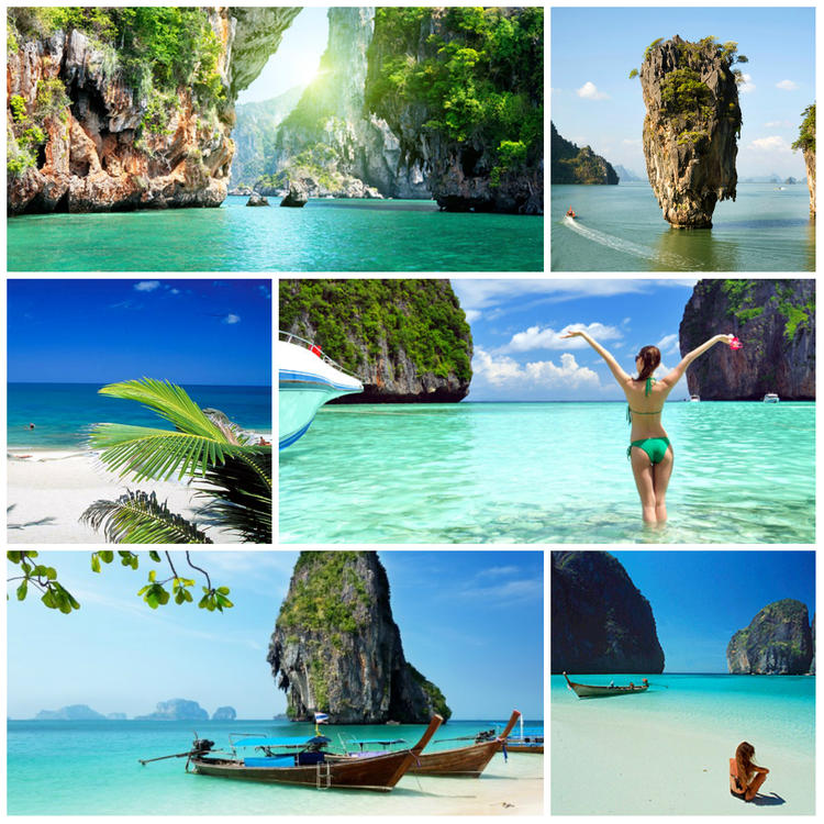 Согрейся в солнечном Тайланде !!!