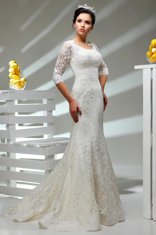 4ce404e8ef8 Летние свадебные платья  как выбрать идеальный наряд