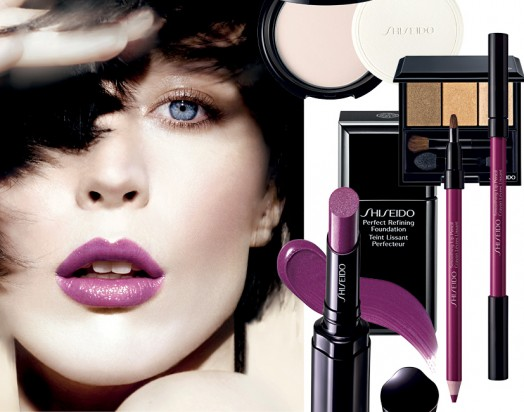 Shiseido. Коллекция весна 2011