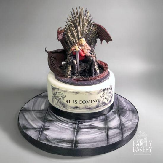 Где лучше заказывать торт?