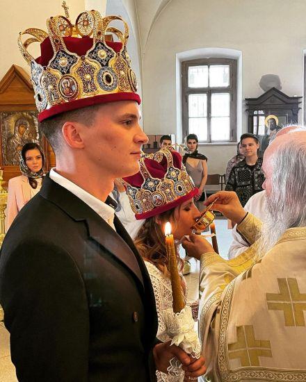Иван Охлобыстин выдал замуж свою дочь