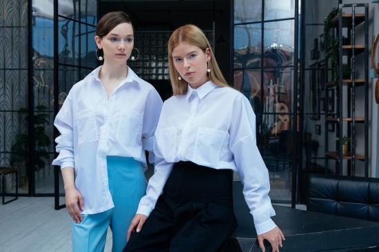 LAVLAN запустил инновационные рубашки для деловых горожанок!