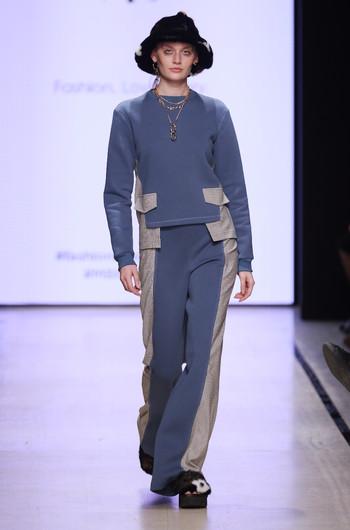 Mercedes-Benz Fashion Week Russia осень-зима 19/20: FashionTime Designers