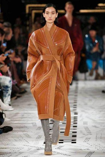 Модные плащи-2021