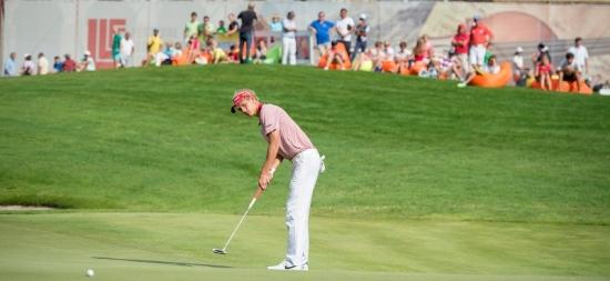 На старт Чемпионата России-2018 выйдут более 100 гольфистов!
