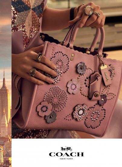 Проектируем свою сумку: Coach в Москве