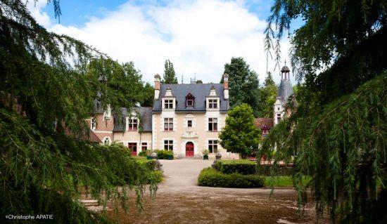 Самый маленький замок: Труссэ (Франция)