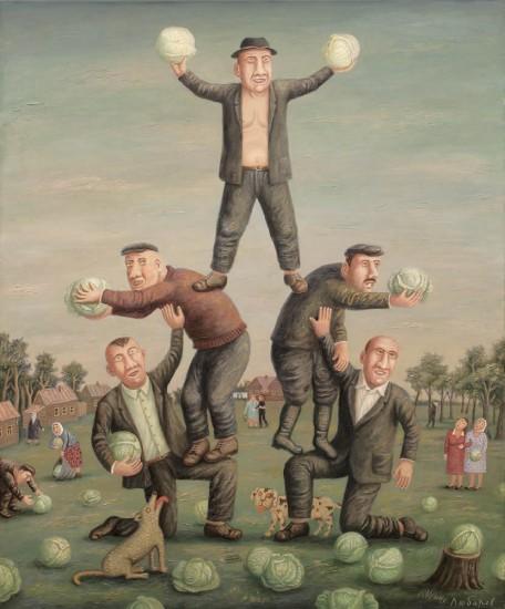 Выставка Владимира Любарова «Импортозамещение»