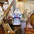 47-й Художественный проект «Блошиный рынок» на Тишинке и спецпроект «Старинный декор новогоднего стола»