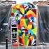 Арт-объект художников Ремеда и Окуды  появится в самом центре Москвы