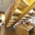 Библиотека с горкой – необычный дом в Корее