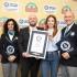 Компания «макфа» установила рекорд гиннесса по самому массовому угощению блинами