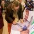 «Модный разговор» с историком моды Александром Васильевым в Универмаге ХЦ в торговом центре «Бухарест»