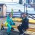 От Иланы Юрьевой сбежали лыжи