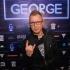 Певец George собрал полный зал на своем первом сольном концерте в Москве