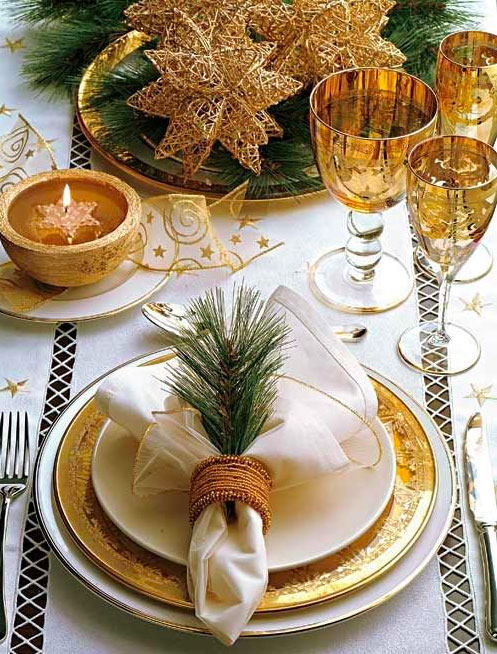 Luxury dining room tables