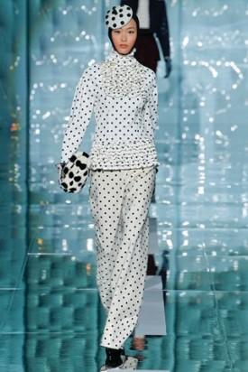 Marc Jacobs. Тренд осень-зима 2011-12