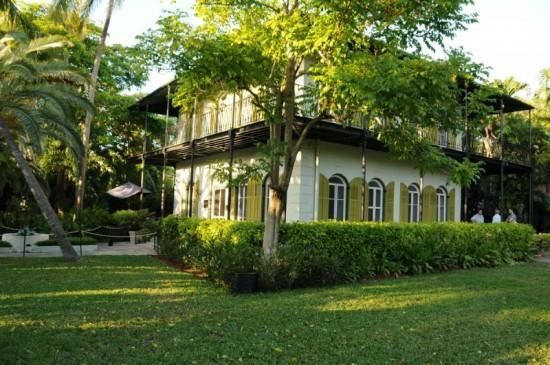 Дом Эрнеста Хемингуэя