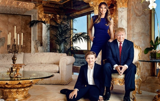 Дональд Трамп променял роскошный пентхаус на скромный Белый дом