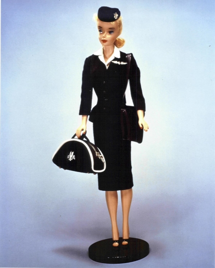 1961 Flight Attendant