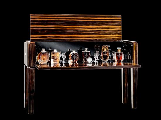 Почти миллион долларов за коллекцию из шести декантеров из коллекции The Macallan in Lalique Legacy Collection