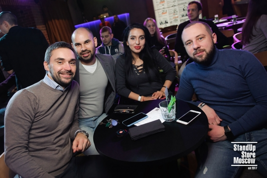 StandUp Store Moscow на Петровке 21 подвел первые итоги