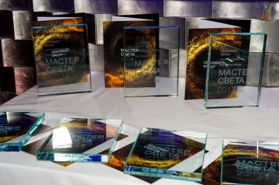 В Москве вручили награды лауреатам Премии «Мастер Света»