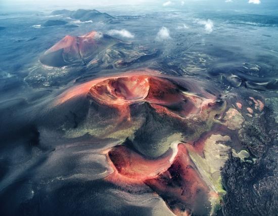 Вулканы Камчатки окажутся в центре Москвы