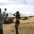 Артем Качер снял известную американскую модель в своем новом видео