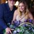 Жуковы отметили шелковую свадьбу