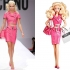 Barbie 2014. Moschino
