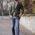 Мужские джинсы в стильном образе