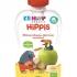 Обновленные пюре в мягкой упаковке от HiPP: веселый перекус с забавными героями