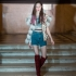 Принцесса Орлеанская, Карим Рашид и посол Туниса оценили показ Вики Цыгановой на Mercedes-Benz Fashion Week_23