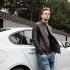 Александр Соколовский тестирует Jaguar XF
