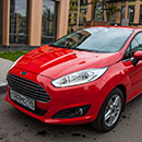 Ford Fiesta 2015 blog