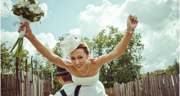 Современная свадьба – выкуп невесты