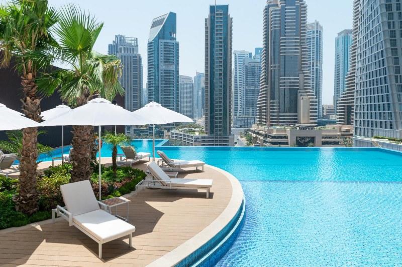 Квартира для отдыха всей семьей в Дубае