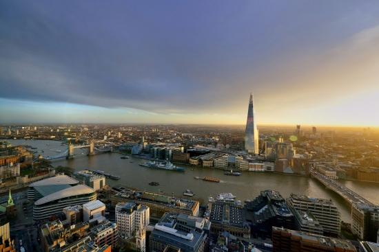 5 лучших мест для проведения новогодних праздников в Лондоне