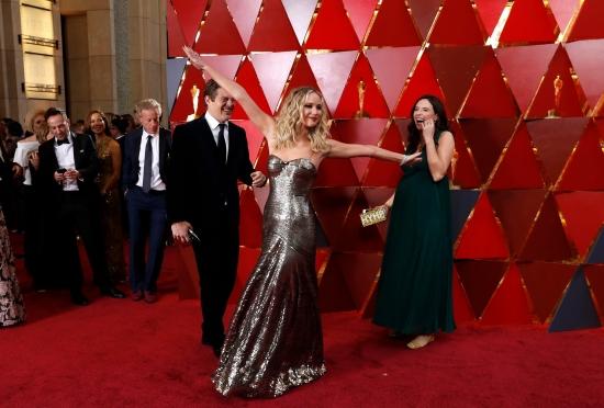 Лучшие образы «Оскара»-2018