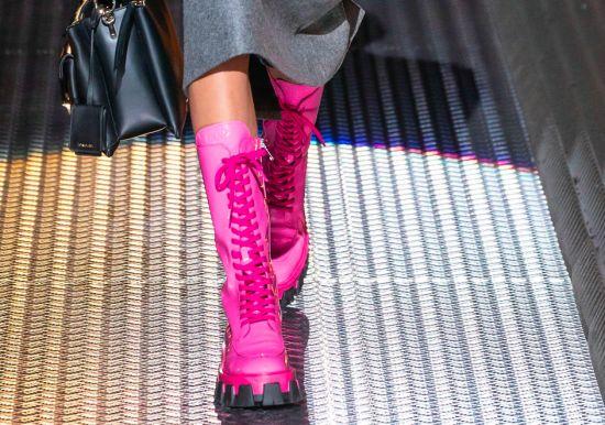 Тренды обуви на стыке декад: осень 2019/зима 2020