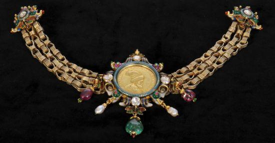 Сокровищница Замка Эльц – такому количеству произведений искусства могут позавидовать многие музеи