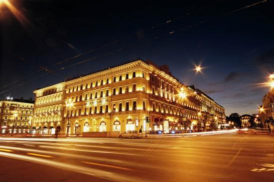 Belmond Grand Hotel Europe – сердце Санкт-Петербурга
